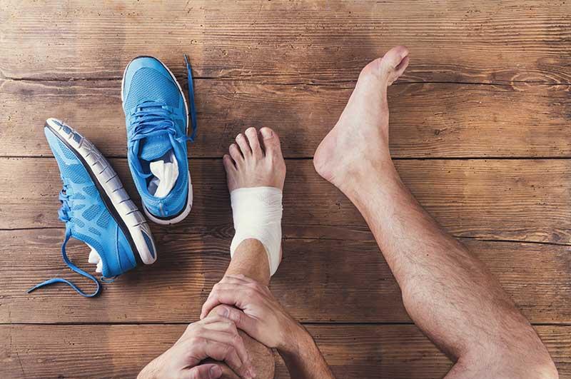 Ankle Sprains  Littleton, CO